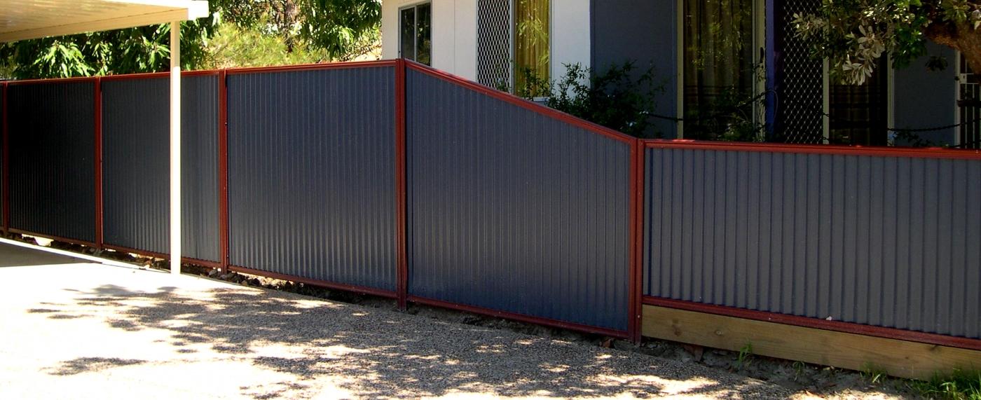 Brisbane Metal Fencing Colorbond Chainwire Pool Fencing